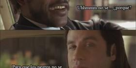 Diálogos que no vimos en el cine: Pulp Fiction