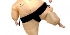 Disfraces originales: Sumo