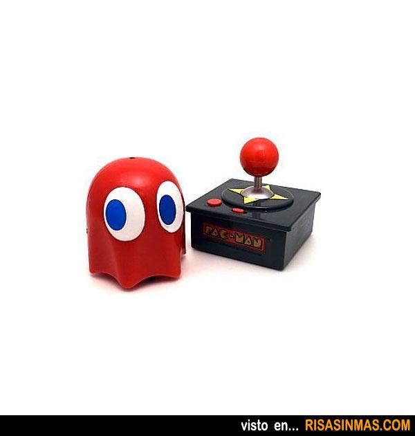 Fantasmita del videojuego Pacman Radiocontrol