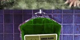 Gel de Ducha Sangre de Zombie
