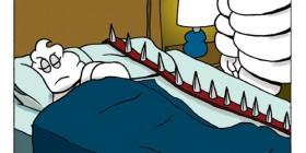 La noche que el hombre Michelin durmió en el sofá