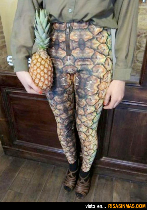 Leggings piña