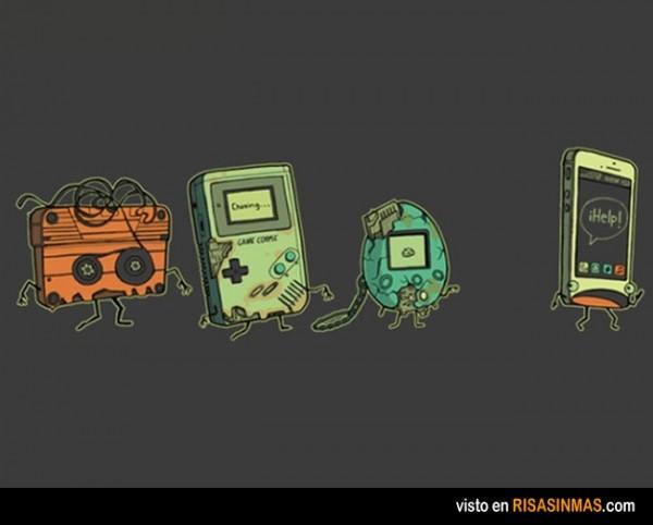 Llegan los zombie gadgets