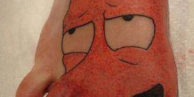 Los tatuajes más feos del mundo: Doctor Zoidberg