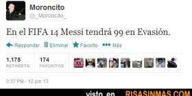 Messi en FIFA 14