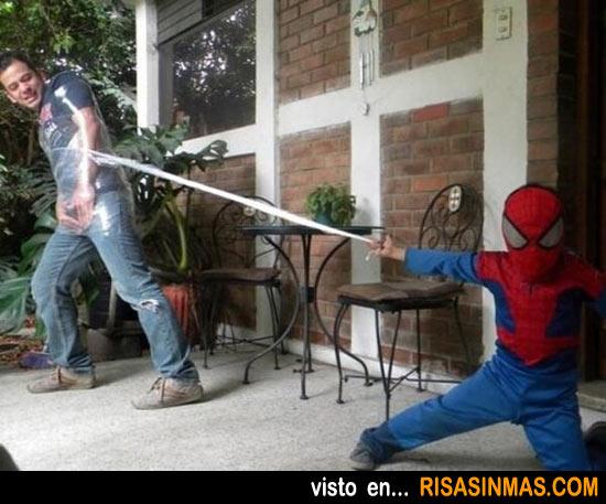 Primera imagen de The Amazing Spider-Man 2