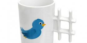 Tazas de café originales: Twitter