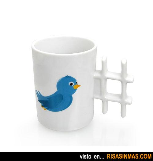 tazas de caf originales twitter