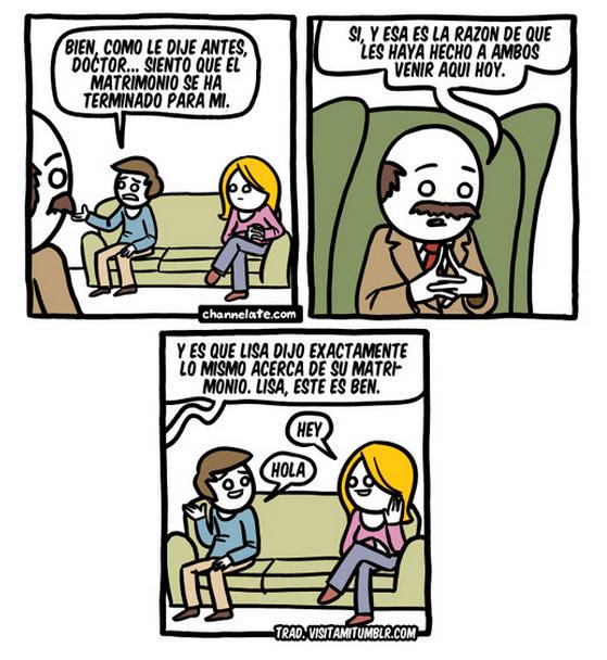 Terapia matrimonial