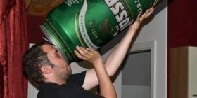 Una cerveza al día no puede sentarme mal