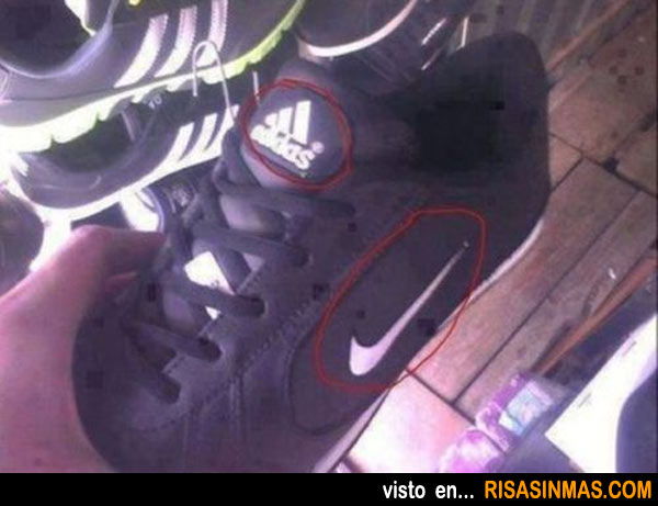 Zapatillas Made in China