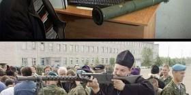Bienvenidos a Rusia