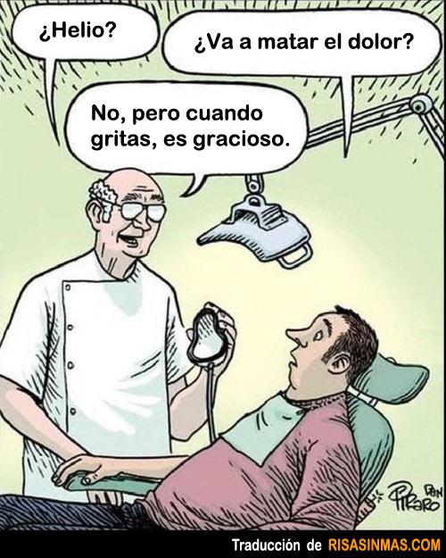 Bromas de dentista