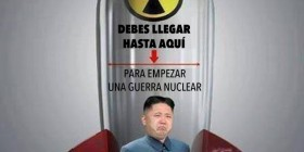 Kim Jong-Un no puede empezar una guerra