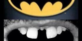 Dentadura Batman