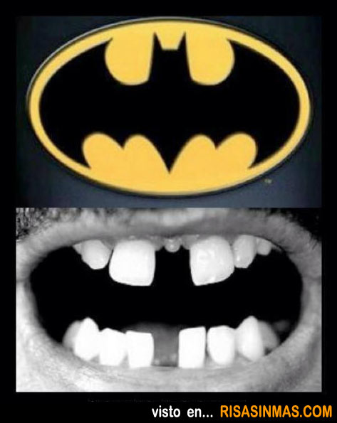 Dentadura Batman