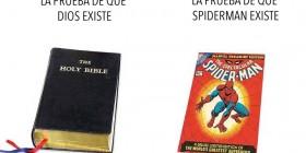 Dios y Spiderman