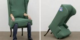 Disfraces originales: sillón