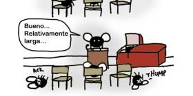 El funeral del mosquito