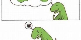 Rex está triste