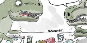 Explicación de la extinción de los dinosaurios