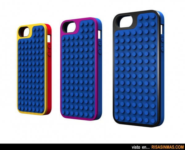 Fundas originales para iPhone: LEGO
