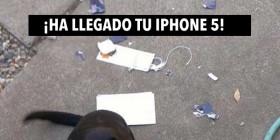 Ha llegado tu iPhone 5