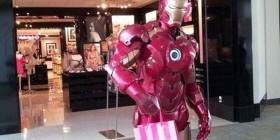 Ironman es todo un picarón