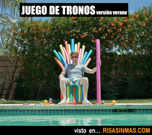 Juego de tronos temporada de verano