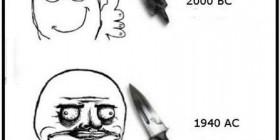 La evolución de la flecha
