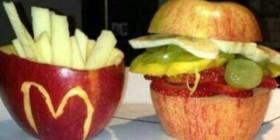 Mac Menú frutal