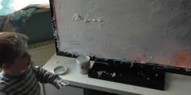 ¡Mamá estoy pintando!