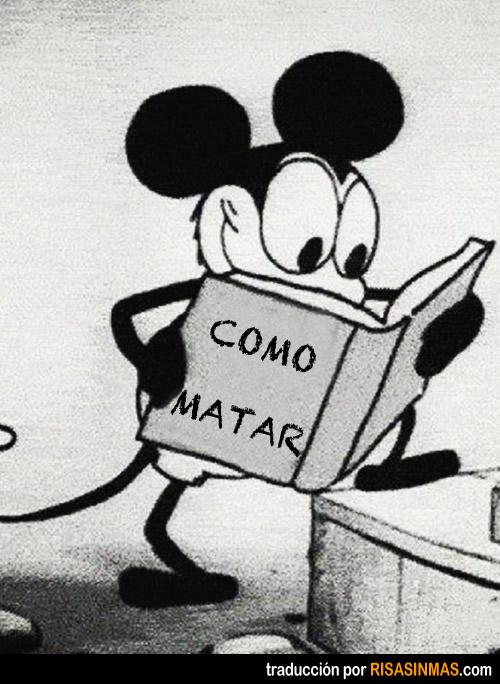 El verdadero Mickey Mouse
