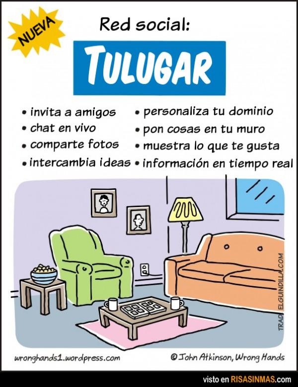Nueva red social: TULUGAR