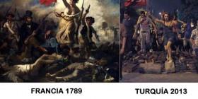 Parecidos razonables: Francia 1789 y Turquía 2013