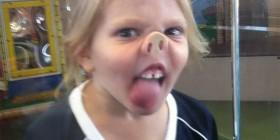 Parecidos razonables: Nariz de cerdo