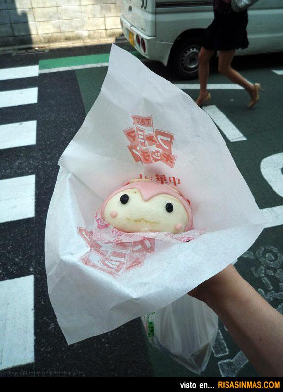 Pasteles japoneses