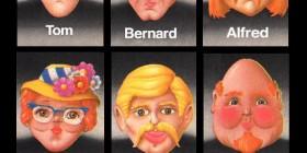 Personajes del juego Quién es Quién en carne y hueso