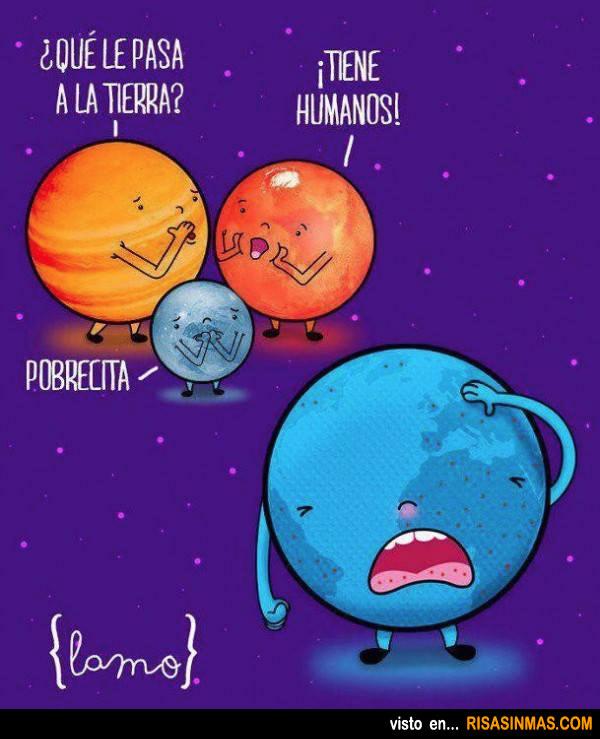 ¿Qué le pasa a la Tierra?