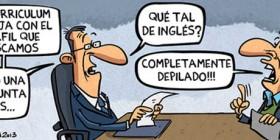 ¿Qué tal de inglés?