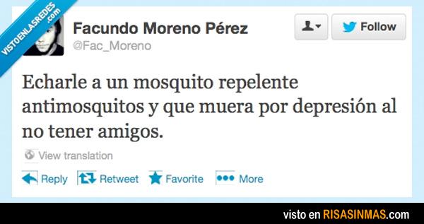 Repelente antimosquitos