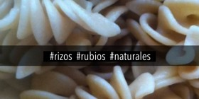 Rizos rubios naturales