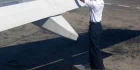 Según todas las encuestas el avión es el medio de transporte más seguro