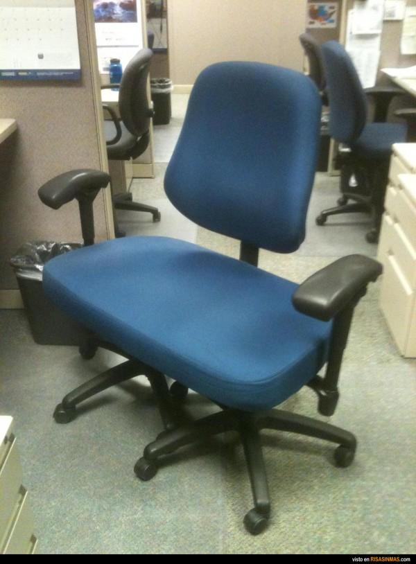La silla de moda en las oficinas de USA