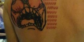 Tatuajes horribles: Meme