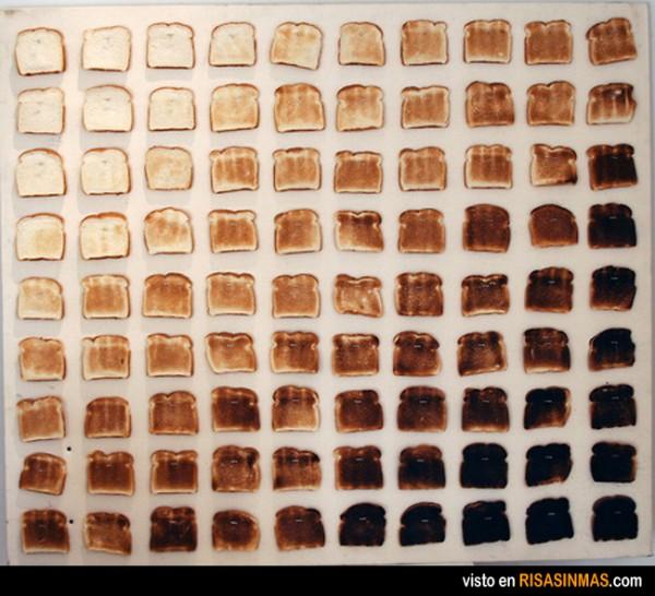 Elige tu sabor de tostada