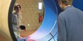 Nuevo deporte: el tubo pong
