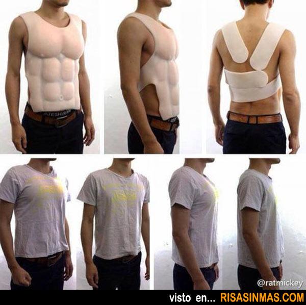 Ya puedes lucir unos abdominales perfectos sin esfuerzo