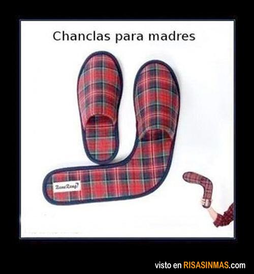 Zapatillas para madres