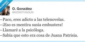 Adicto a las telenovelas